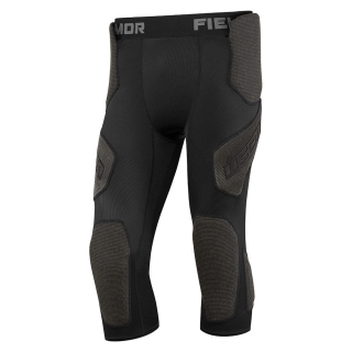 FIELD ARMOR COMPRESSION PANTS - BLACK