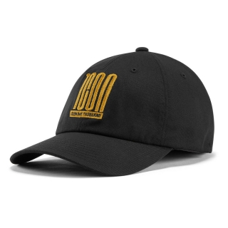 MENS HATS-ICON1000 S.I.-BLACK