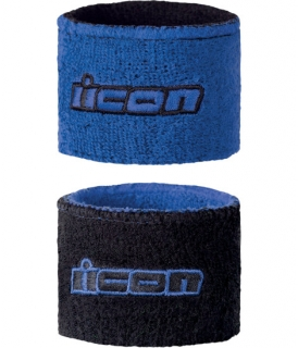 Icon Wristband - Blue Reversable Wristband